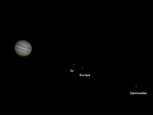 Júpiter y la GMR 25/09/2009