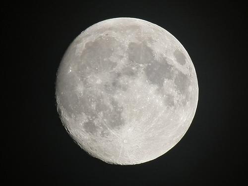 Conjunción Luna y Júpiter 02/09/2009