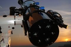 Equipo para visual y astrofotografía