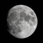 Luna con Celestron C10N (15-05-2011)