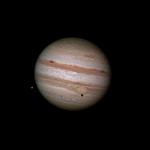 Júpiter y Europa – 16/09/2011