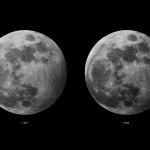 Eclipse de Luna Penumbral (Octubre 2013)