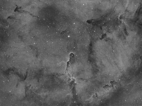 IC1396 – Elephant Trunk