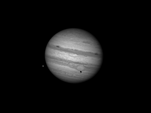 Júpiter 16/09/2011 - Versión luminancia