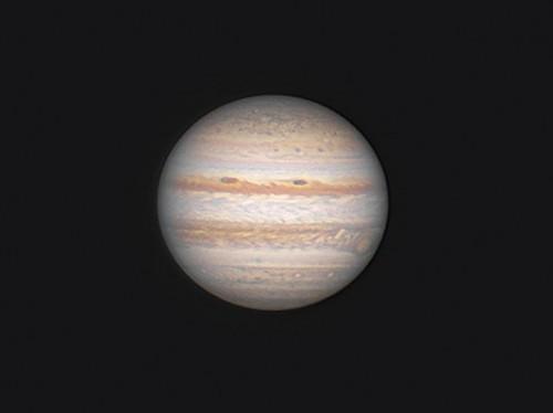 Júpiter (segundo procesado)