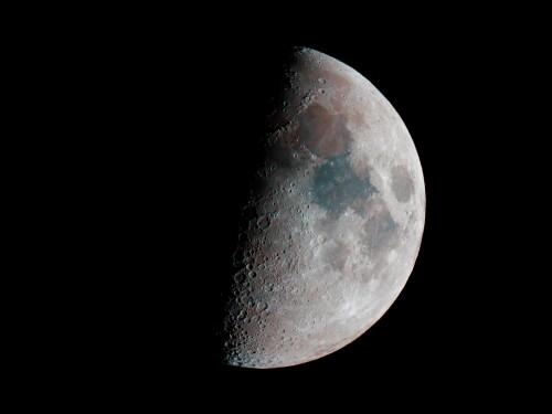 Luna con SkyWatcher 254/1200 - Enero 2012