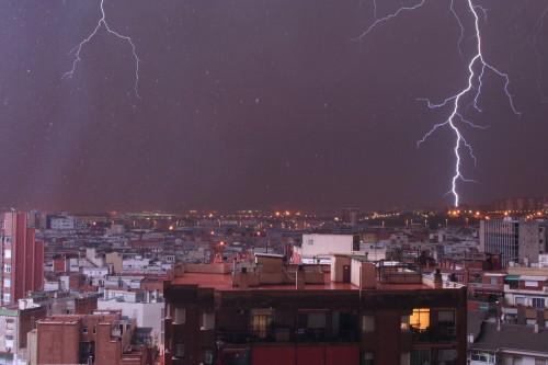 Tormenta eléctrica L'Hospitalet (2009) - Imagen 3