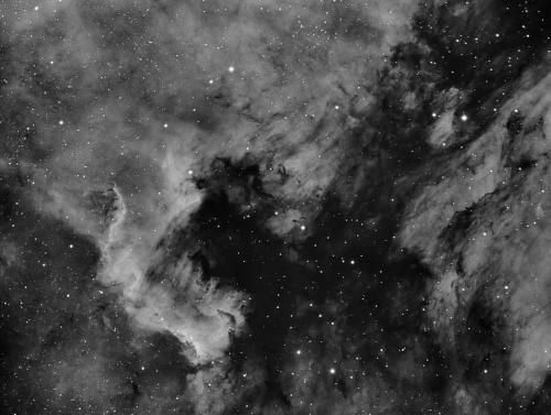 NGC7000 – Ha7nm