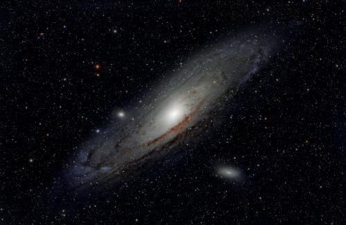 M31 – Galaxia de Andrómeda