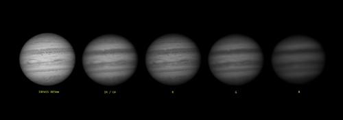 Jupiter IR-L-RGB / Celestron C11 StarBright