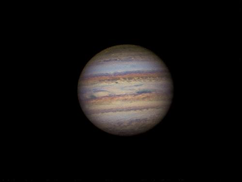 Jupiter en IR-RGB / Celestron C11 XLT