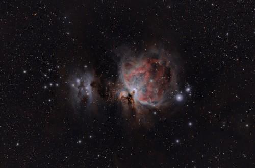M42 - Gran Nebulosa de Orión