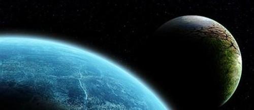 NASA - Impresión artística del inexistente planeta Nibiru