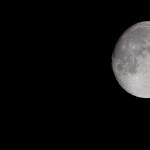 Conjunción de la Luna y Saturno