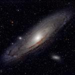 Messier 31 – Galaxia de Andrómeda