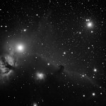 B33 / NGC2024 – Cabeza de Caballo