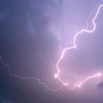 Tormenta eléctrica 04/06/2012 (L'Hospitalet de Llobregat)