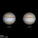 Júpiter y la GMR