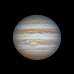 Júpiter y la Gran Mancha Roja