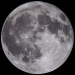 Luna (fases lunares), año 2006 – LX200