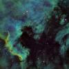 NGC7000 – Versión SHO