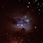 NGC1977 – Running Man