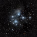 Messier 45 – Las Pléyades