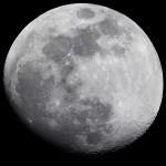 Luna (fases lunares), año 2006