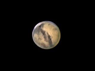 Marte, oposición 2005 (LX200)