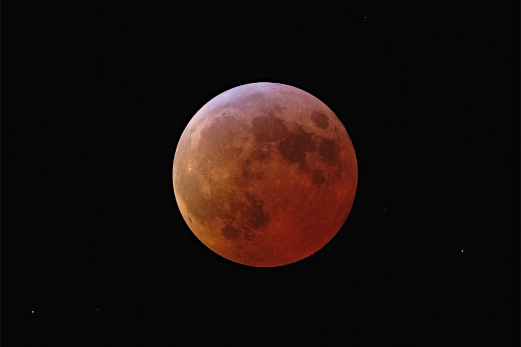 Eclipse total de Luna 2005