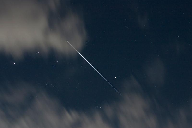 Paso de la ISS