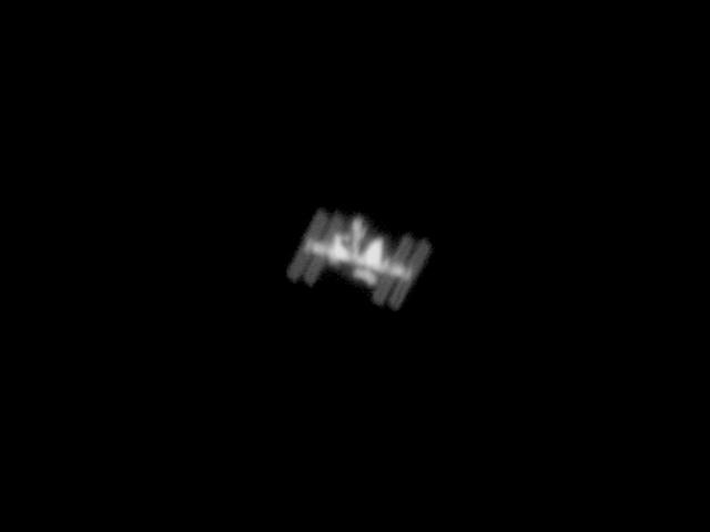 ISS con Takahashi CN-212