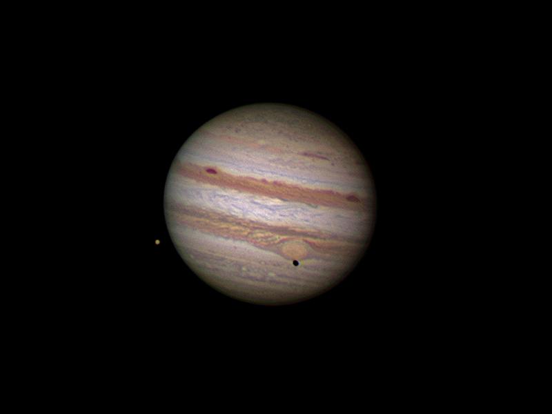 Júpiter y Europa