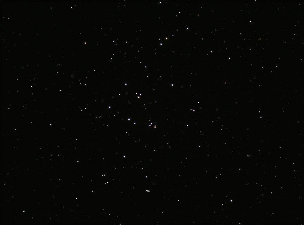 Messier 44 – El Pesebre