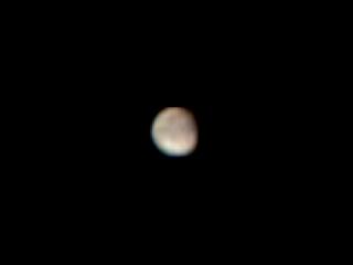 Marte con Celestron 6″ C150N