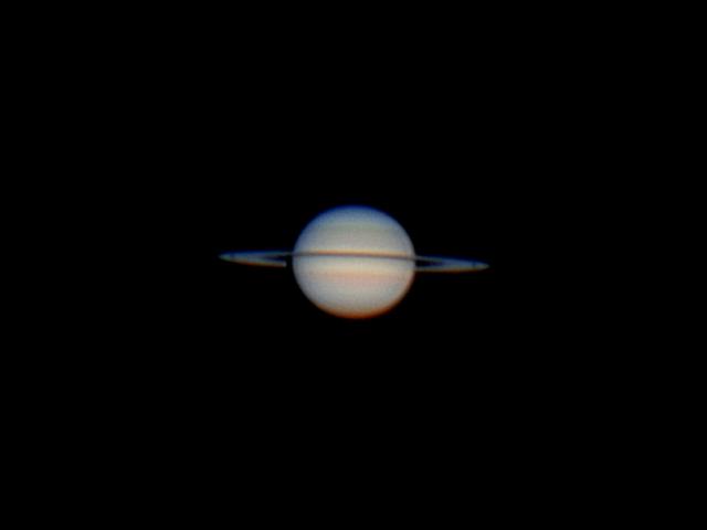 Saturno, año 2009 (LX200)