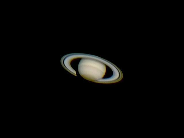 Saturno, año 2005 (LX200)