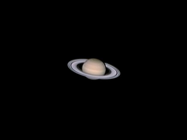 Saturno, año 2006 (LX200)