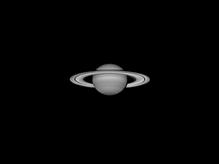 Saturno, año 2012 (IR685nm)
