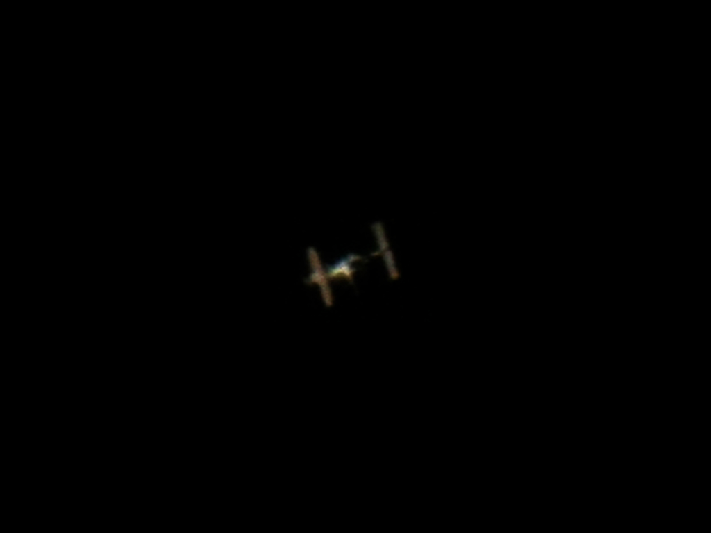 Tránsito ISS (Canon 40D)