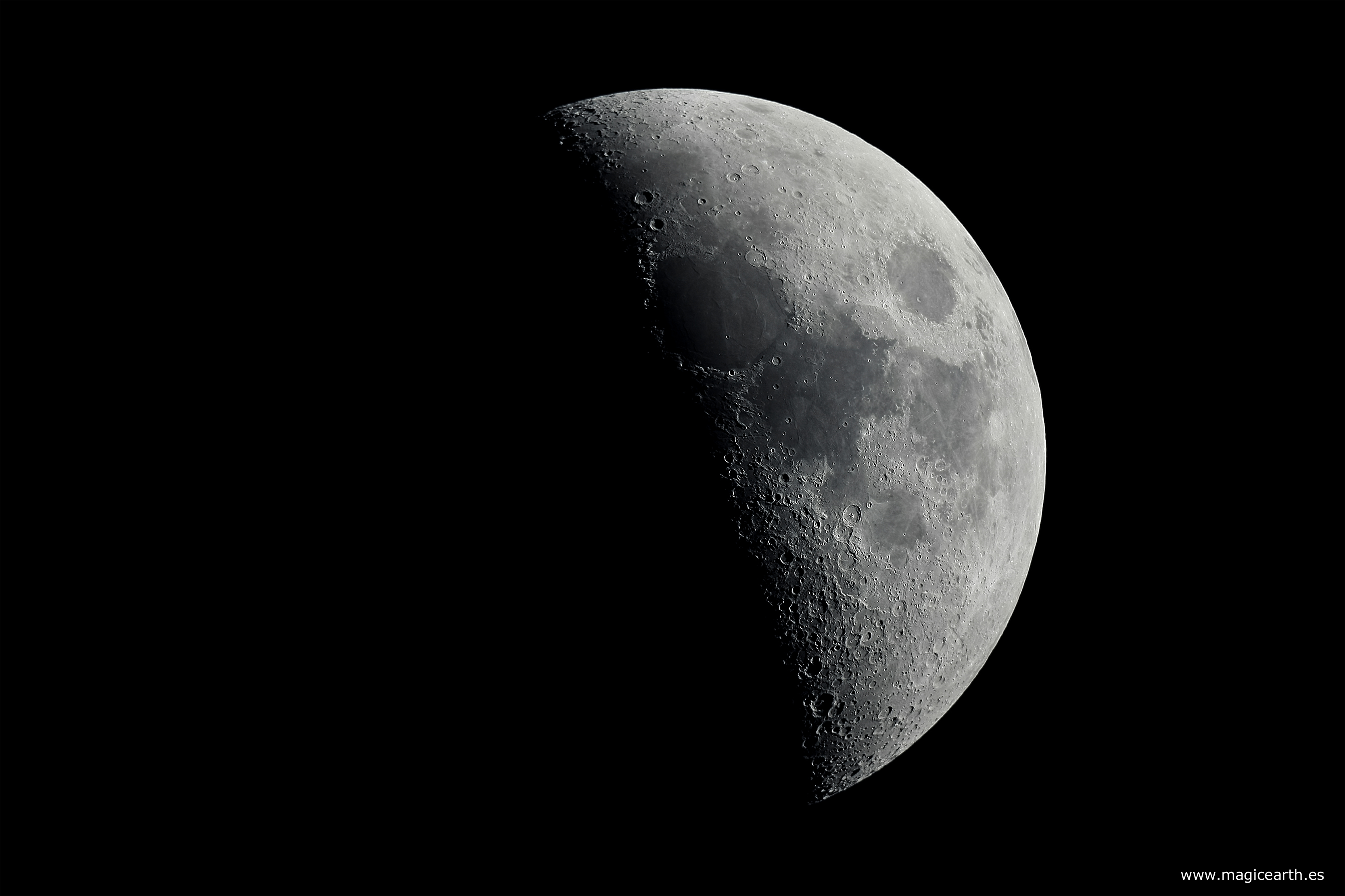 Fases Lunares (Abril 2014)
