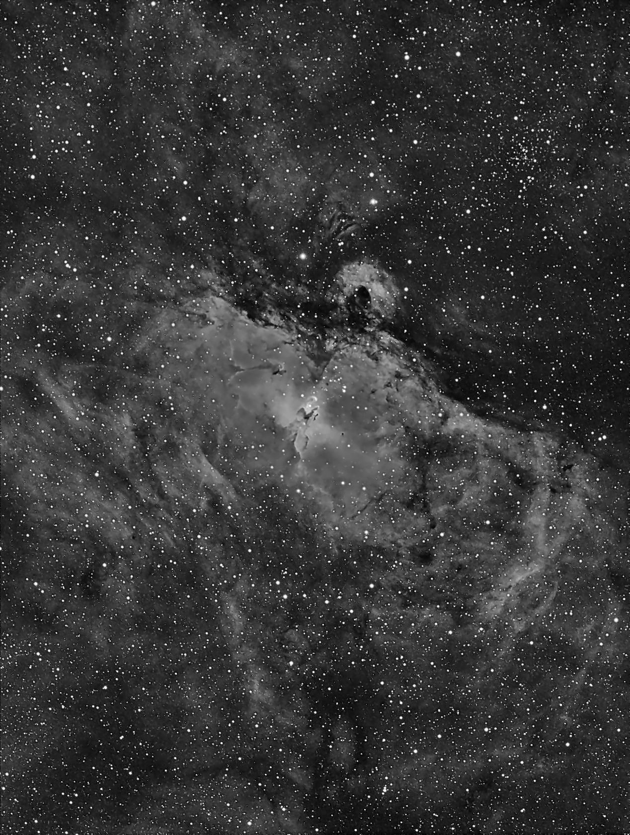 M16 – Nebulosa del Aguila